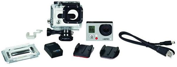 GoPro HD Hero3 Wearable Camcorder